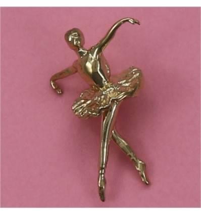 pendentif danseuse sur les pointes