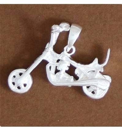 pendentif moto custom