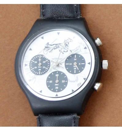 montre chrono avec sulky